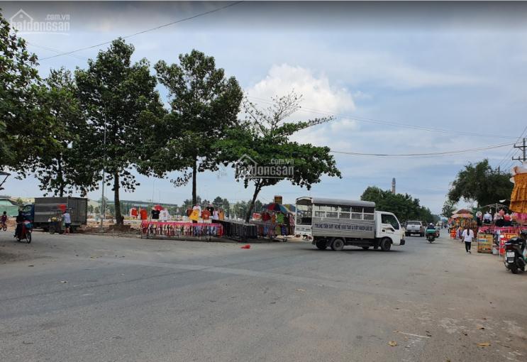 Bán đất MT đường KDC đông đúc, kinh doanh tốt, Thuận Giao 13, Thuận Giao. DT 88m2 ảnh 0