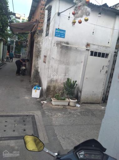 Bán nhà nát Quang Trung, Gò Vấp, DT 8,6m x 10m (được công nhận 74,8m2). Sổ hồng chính chủ ảnh 0