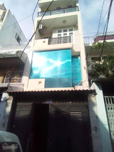 Bán nhà hẻm xe hơi đường Khuông Việt, Phú Trung, Tân Phú, 4x20.35m, 1 trệt 2 lầu sân thượng ảnh 0