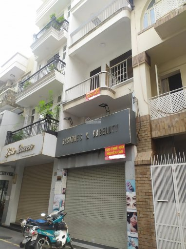 Cho thuê nhà nguyên căn 150/ Nguyễn Trãi, Bến Thành, Q1, 4.5x20m. 4 tầng, 55 triệu ảnh 0