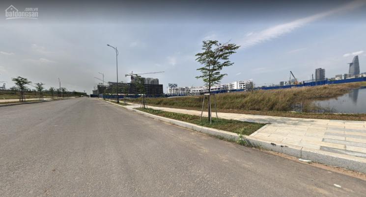 Bán đất MT Nguyễn Cơ Thạch, P. An Khánh, Quận 2, gần khu đô thị Sala, giá 7,5 tỷ, SHR, 0902016657 ảnh 0