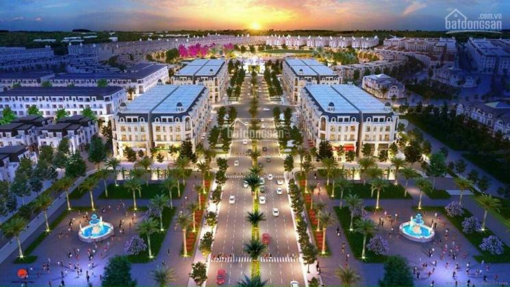 Mở bán Shophouse KĐT Hinode Royal Park Kim Chung Di Trạch, HTLS 0%, MT 7,5m. 2 lối vào ảnh 0