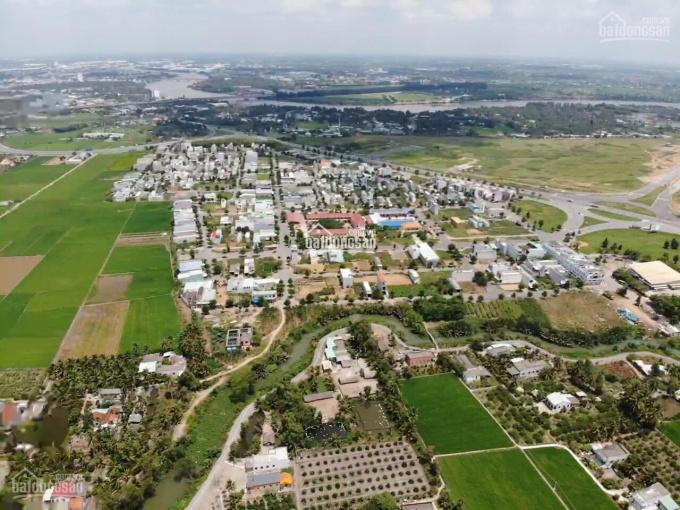 KDC Bến Lức nơi an cư lạc nghiệp lý tưởng giáp đường Nguyễn Văn Linh Q.8, chỉ 2 tỷ sổ đỏ 0903558415 ảnh 0