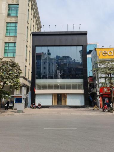 Cho thuê MBKD mặt phố Trường Chinh - Thanh Xuân. DT 600m2, MT 10m ảnh 0
