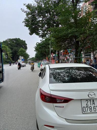 Bán nhà mặt phố Võ Chí Công, Tây Hồ sổ đỏ 100m2 mặt tiền 8.5m, giá đầu tư xây dựng ảnh 0