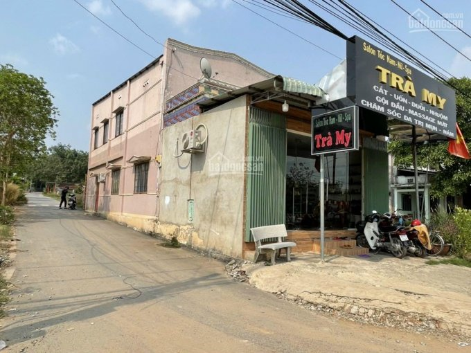 Mặt tiền An Tây 015 / ĐT 744 chỉ 50m ngay khu công nghiệp Rạch Bắp - An Điền. DT 30.35*18m TC 100m2 ảnh 0