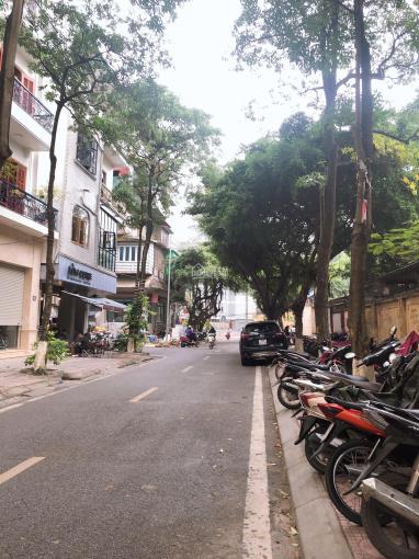 Nhà mặt phố Nguyễn Văn Ngọc Ba Đình kinh doanh 75m2 mặt tiền rộng, hiếm nhà bán, vỉa hè, ôtô 28 tỷ ảnh 0