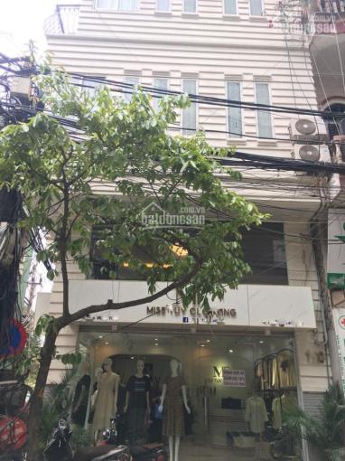 Bán nhà 6 tầng phố Tây Sơn, Đống Đa, ô tô, kinh doanh, nhỉnh 6,5 tỷ ảnh 0