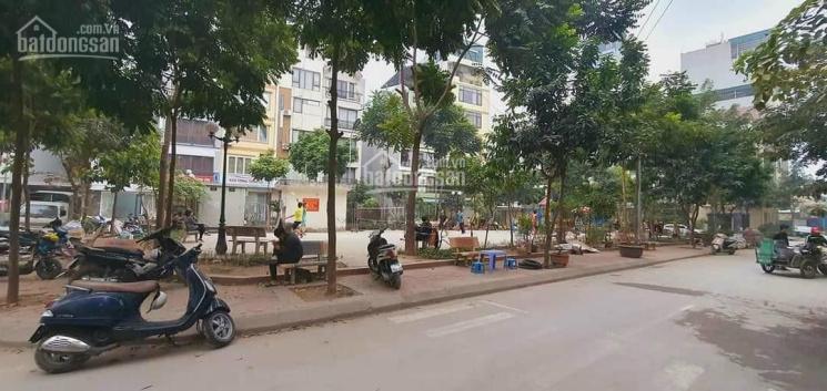Nhà phân lô KĐT tại 66 Nguyễn Xiển, 8 tầng thang máy, 14PN khép kín thu 50tr/th, đường 10m vỉa hè ảnh 0