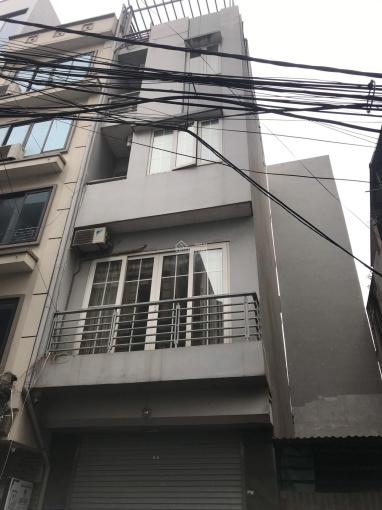 Cho thuê nhà ngõ 111 Nguyễn Xiển 50m2x 5 tầng, chia 2 phòng giá 15tr ảnh 0
