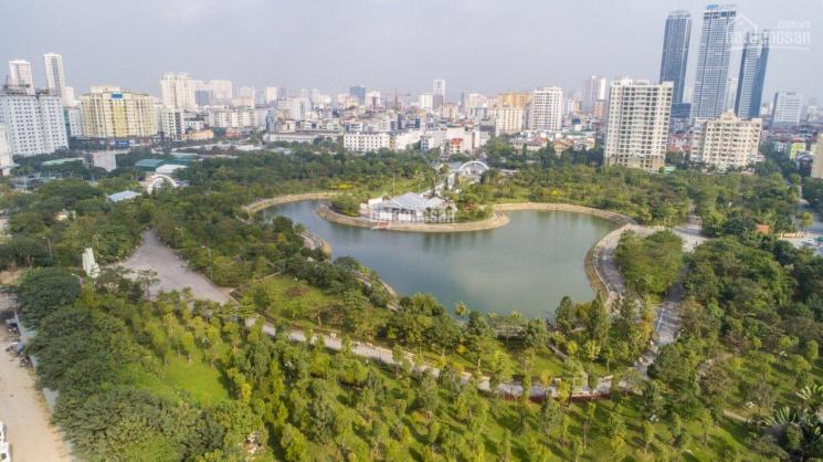 Gia đình cần tài chính bán gấp căn hộ 2 PN căn góc, view hồ công viên Cầu Giấy chỉ với 3,5 tỷ ảnh 0