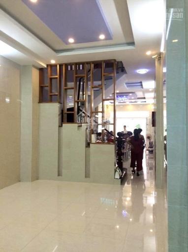 Cho thuê nhà mới 3 lầu Nguyễn Sơn, Phú Thọ Hòa. DT: 368m2 ảnh 0