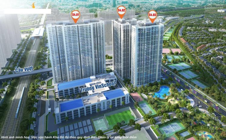 Bán Shophouse Vinhomes Smart City căn hoa hậu 1 tầng khu S4. Ký mới CĐT DT 80m2 giá 10 tỷ ảnh 0