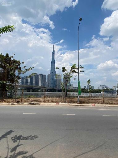 Kẹt NH bán nhà MT Nguyễn Văn Hưởng, P. Thảo Điền, Q2 vị trí siêu vip, DT 11.6mx30m tiện xây cao ảnh 0