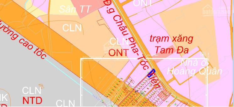 Bán đất mặt tiền đường Hắc Dịch Tóc Tiên - 13x48m - giá tốt để đầu tư ảnh 0