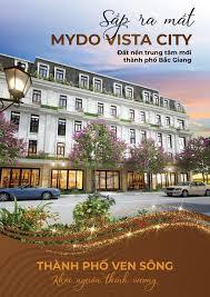 Chính chủ cần bán căn góc shophose N420. N417 dự án Mỹ Độ Vista City TP. Bắc Giang LH: 0966489993 ảnh 0