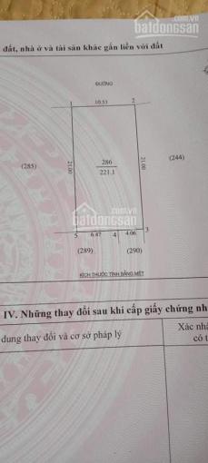 Đất đầu tư phân lô giá cực mềm, mặt tiền 10,5x21m, giá 6,7tr, gần uỷ ban xã Nghi Ân. LH 098109736 ảnh 0