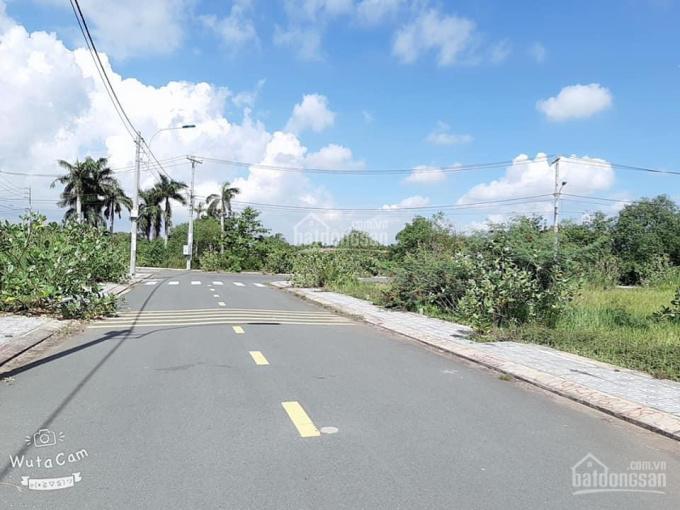 Chính chủ cần bán 90m2 đất KDC Tân Kim giá chỉ 678 triệu, sổ hồng riêng mua công chứng ngay ảnh 0