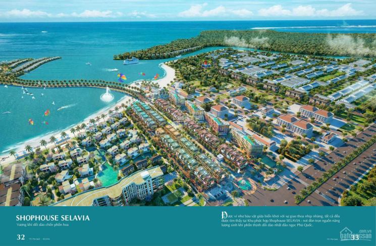 Selavia Bay Phú Quốc mở bán đợt 1 giá đầu tư chỉ 99 căn shophouse độc nhất giá chỉ 11 tỷ/ căn ảnh 0