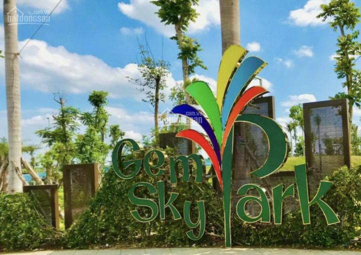 Phân khu nhà phố xây sẵn tại Gem Sky World với giá và chính sách cực tốt khách hàng sở hữu ngay nhé ảnh 0