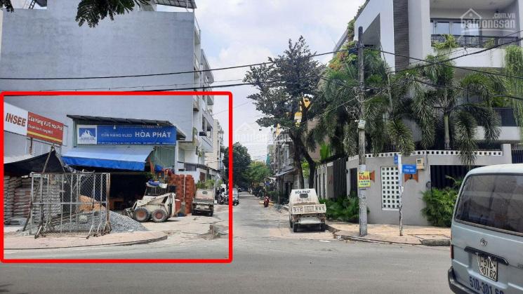 Chính chủ bán nhanh nhà góc 2 mặt tiền 100m2 sổ đỏ đầy đủ tại Quận Tân Phú giá 14.2 tỷ ảnh 0
