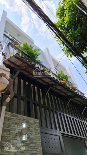 Nhà 3 tầng cực đẹp Quang Trung, P. 10, Gò Vấp: 60m2, ngang 5m, full nội thất chỉ 4.75 tỷ ảnh 0