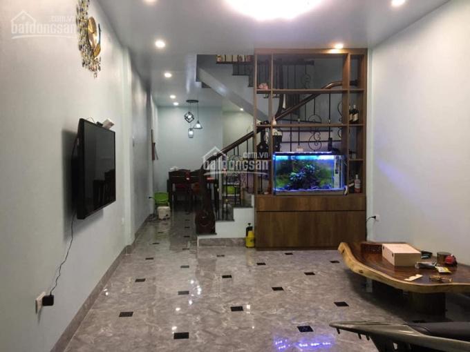 Bán nhanh nhà Giang Văn Minh, ngõ thông, lô góc 35m2 x 5T giá 3.85 tỷ ảnh 0