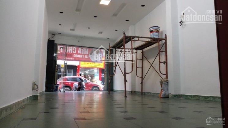 Cho thuê MT Lê Văn Thọ đoạn sung túc, 100m2 sàn, 2 tầng suốt, 4x25m, 25 tr/th, nhà mới ảnh 0