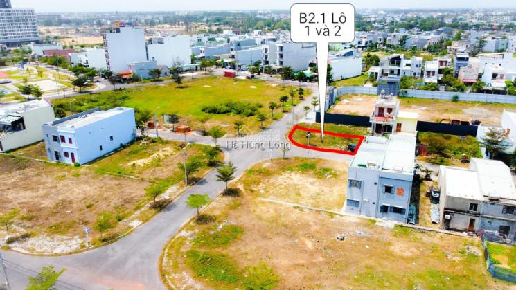 Bán lô góc đường Vùng Trung 14 và Vùng Trung 12, khu đô thị Phú Mỹ An, Đà Nẵng ảnh 0