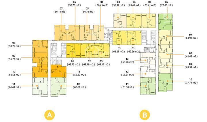 Tổng hợp giỏ hàng căn hộ M-One gửi bán mới nhất, cập nhật tháng 7/2021 ảnh 0