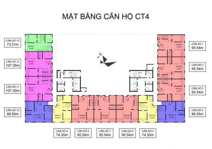 Bán lỗ căn 107m2 giá 2,9 tỷ ck ngay 350tr (~ 27tr/m2) full nội thất xịn sổ đỏ lâu dài LH 0963961236 ảnh 0