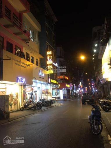 Nhà mặt phố, ô tô tránh, kd, Lê Lợi, Hà Đông, giá 12.2 tỷ ảnh 0