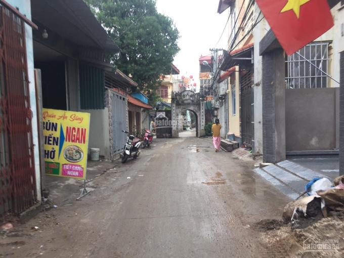 Chính chủ bán đất sổ đỏ trục chính liên thôn đường ô tô, Đại Áng - Thanh Trì, 0862.85.95.98 ảnh 0