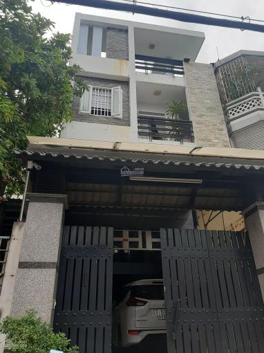 Bán nhà mặt tiền đường Lê Niệm, quận Tân Phú, 120m2, 3 tầng, 14 tỷ ảnh 0
