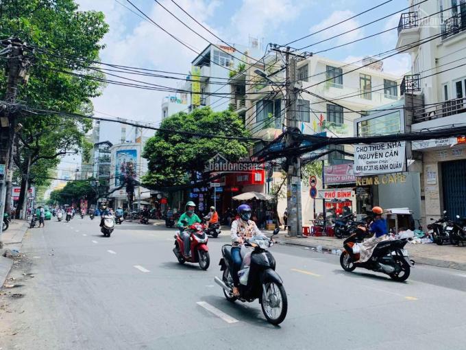 Bán tòa nhà MT Cao Thắng, Phường 5, Quận 3, HĐT 165 tr/tháng, giá 85 tỷ ảnh 0