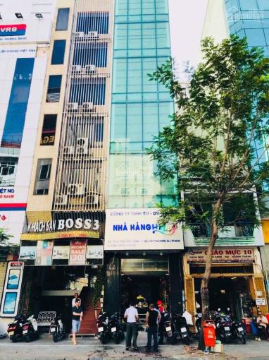 Bán nhà mặt tiền Lê Hồng Phong - Hùng Vương, P1, Q10, DT: 4x18m, 5 tầng, thang máy, giá 29 tỷ ảnh 0