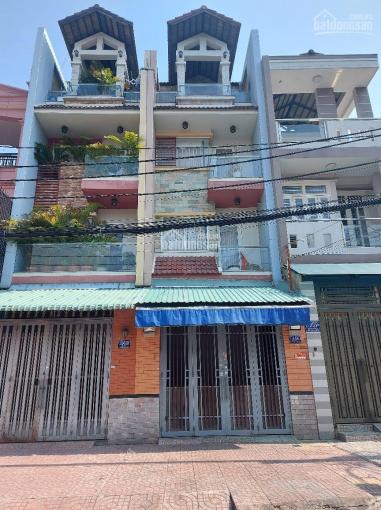 Bán căn nhà hẻm 179 đường Hòa Bình, 4mx18m, giá 8.9 tỷ, P. Hiệp Tân, Q. Tân Phú ảnh 0