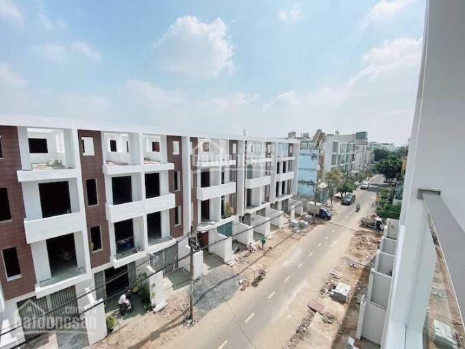 60 căn nhà phố 1 trệt 2 lầu sân thượng, 4mx20m. Mặt tiền đường Số 25,27,29 Q. Bình Tân, rộng 12-16m ảnh 0