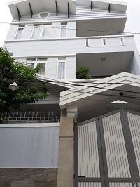 Cho thuê nhà đường Lam Sơn diện tích 10.5x16m 2 lầu ảnh 0