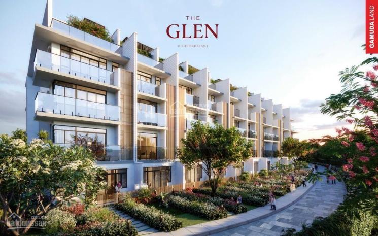 Celadon City - duy nhất 98 căn Condo Villa The Glen thiết kế 1 hầm, 1 trệt, 4 lầu. LH: 0903540023 ảnh 0