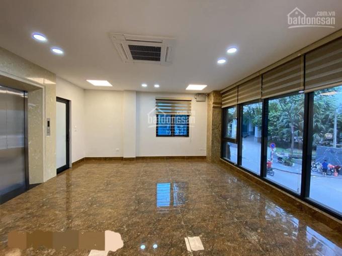 Bán nhà mặt phố Nhật Chiêu, Tây Hồ, Hà Nội, 121m2, mặt tiền 5,4m, nở hậu 5,7m view mặt hồ ảnh 0