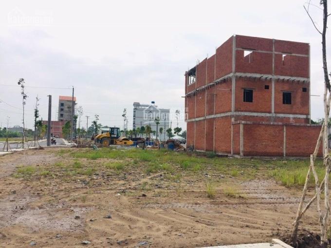 Bán đất ngã tư Tân Quy, 80m2, SHR, thổ cư, xây dựng ngay giá 1tỷ250, LH 0916 835 179 ảnh 0