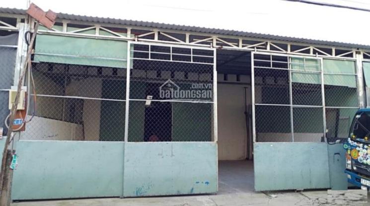 Nhà làm kho HXT Kinh Dương Vương DT (7x45)m giá TL 0586116582 ảnh 0