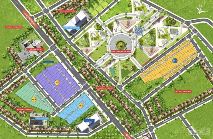 City Park - KDC Hùng Vương, đất nền Chư Sê, giá chỉ từ 5.8 triệu/m2. LH: 0905.880.363 ảnh 0