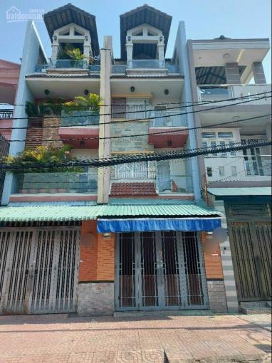 Bán nhà 4 lầu DT 4x18m đường 10m Hòa Bình, Phường Hiệp Tân, Quận Tân Phú ảnh 0