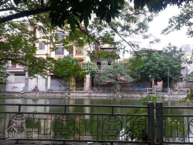 Bán nhà mặt hồ Trần Duy Hưng: DT 90m2, MT 5m, 4 tầng, vị trí đẹp, KD tốt, giá 19 tỷ thỏa thuận ảnh 0