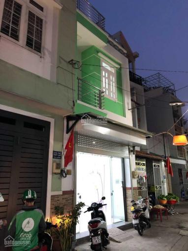 131/25 Tân Hương, Phường Phú Thọ Hoà, Quận Tân Phú, DT: 4x14m 1 lầu, giá 6.4 tỷ ảnh 0