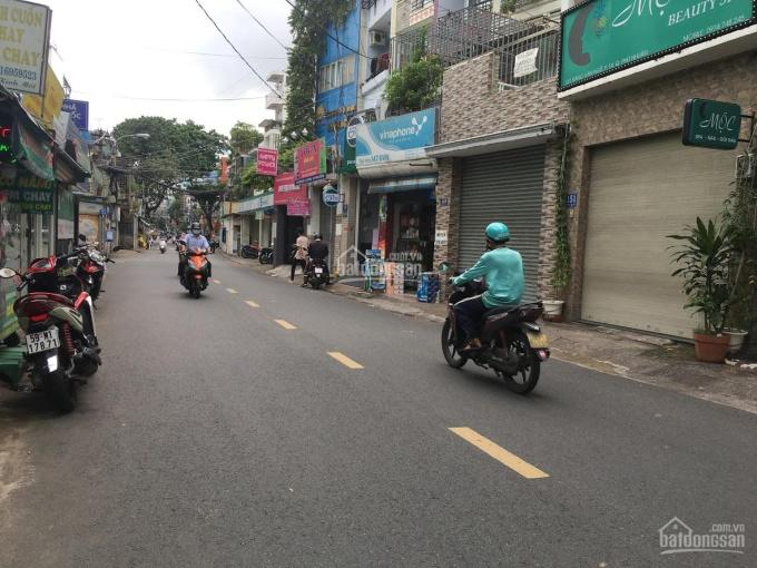 Bán nhà mặt tiền kinh doanh Cô Giang, cách Phan Đình Phùng 50m, DT: 3.5x15m vuông, nhà 4 lầu đúc ảnh 0