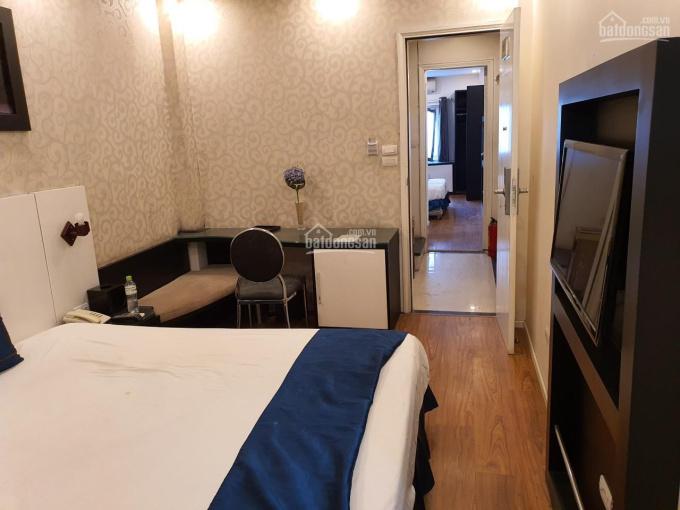 Bán nhà mặt phố Nghi Tàm 41,7m2 6 tầng kinh doanh tốt giá 15,5 tỷ, LH 0912864448 Ms Linh ảnh 0