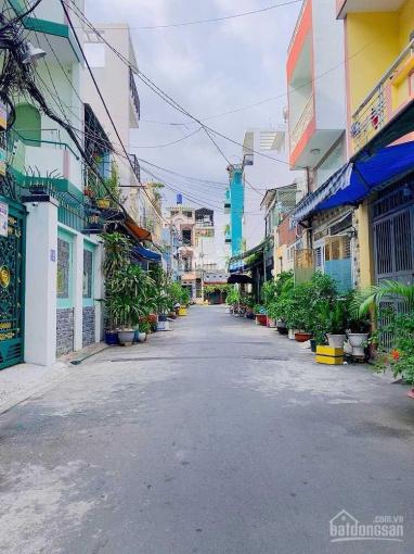 Hẻm nhựa 6m đường Tân Hương, Phường Tân Quý, Quận Tân Phú, DT: 4x11m gác lửng, giá 4.8 tỷ ảnh 0
